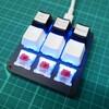 Koolertron プログラマブルメカニカル9キーボード【コピペキーボードのバズりを見て片手キーボードの存在を知る。こんな便利なモノがあったのか...】