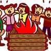 焚き火上級者への道~薪の木の種類によって燃え方が違う編