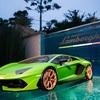 ● ランボルギーニ、市販車でニュル最速の「アヴェンタドールSVJ」を世界初公開!