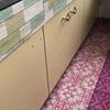 キッチンをペンキ塗りDIYしてみた①