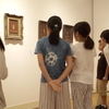 対話による鑑賞会@足利市立美術館「高島野十郎展」