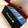 iPhone3GSが来たぞーーーーーー! 【祝】100記事達成!🎉