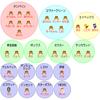ピチレモン専属モデル事務所勢力図2012夏