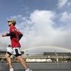 第27回福知山マラソン。大雨、陽光、氷のような冷風。ランナーよ、体調変化に注意しよう!!DNFも選択肢としよう!!
