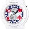 ベビージー BABY-G White Tricolor Series BGA-130TR-7BJF | CASIO カシオ