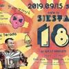 2019/9/15(日) Siesta 18th!!! @木屋町West Harlem