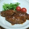 マッシュルームの肉巻き