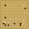 AlphaGo対AlphaZeroの棋譜