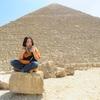 エジプトの洗礼を受けた、ギザのピラミッド観光1日目!!!