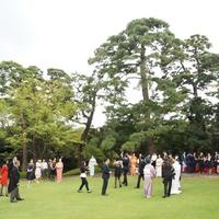 フォトジェニックな結婚式(7京13億804万6221テラバイトの愛情が)