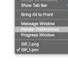 macのPOV-Ray で簡単なアニメーションを作りたい人へ