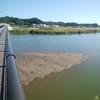 小野歩道橋と撤去された小野橋