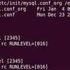 Ubuntu Server 13.04 amd64でのdaemon自動起動制御