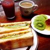 筋トレと納豆サンド