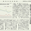 経済同好会新聞 第84号 「衰退 財政健全化の犠牲者」