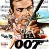 映画「007 ドクター・ノオ」(1962、1963年公開時「007は殺しの番号」)