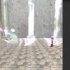 Unity パーティクルがspriteの後ろ側に描画される