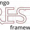 Home - Django REST framework の簡単な日本語訳