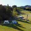 キャンプレポ:秋晴れファミリーキャンプ@揖斐高原(2018年10月)