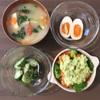 【今日のディナー】エビとブロッコリーのアボカドタルタル☆