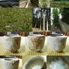 鹿児島で陶芸体験 × 2 !