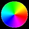 デジカメ写真の色相を変えると、アートっぽくなる。