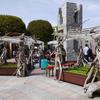 5月6日(土)恵比寿ガーデンプレイスのイベント「Ebisu Urban Garden Festival」に行きました