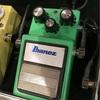 Ibanez TS9(Tube Screamer)のサスティーン実験