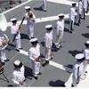 プエルトケツァルでの練習艦隊(2)