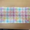 【簡単!手作り】長めが便利。水筒の肩紐カバー(マジックテープ)を作る