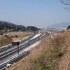 東九州道工事の様子 苅田北九州空港IC〜行橋IC
