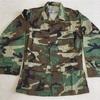 アメリカの軍服  迷彩戦闘服 (ウッドランドパターン)とは?  0043    🇺🇸