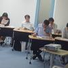 大学院は日中韓台の受講生による「日本文化」に関する図解の発表会