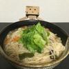 無職な中年チェリヲ、漢の雑料理 Part.2 ~台湾 「阿宗麺線」風 そうめん煮込み~