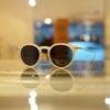 寒いですがサングラスの新作です!
