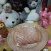 桜のモンブラン♪銀のぶどうさん♪