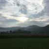 五島列島の山内の周囲の風景が綺麗だ😍