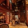 魔法の図書館みたいなライブラリーカフェ@シックスセンシズ シンガポール