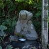 鹿児島県で初めて見つけた田の神様 鹿児島県垂水市牛根麓