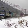1999年2月期の鉄道汚写真 桃・エーデル・C57その他イロイロ
