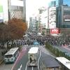 山手線徒歩一周!原宿-渋谷編!人混みやばい!田舎者には厳しいとです!