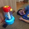 知育玩具「くるくるチャイム」をデジタルおもちゃに改造してみた