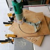 バッフル式サイクロン集塵機4