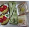ピーターパン洋菓子店のおすすめケーキセット♪名物ひょうたんを店内に展示