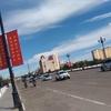 中国旅行 - 2018年夏④(内モンゴル - 海拉尔ハイラル)成吉思汗广场
