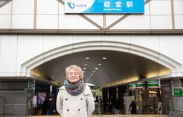 DPZ・林雄司さんが選ぶ「経堂」の好きなところ〜私がこの街に住む3つの理由〜