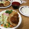 昭和を感じる洋食屋 ミツワグリル に初めて入った。