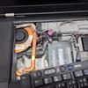 ThinkPad W520のキーボードをThinkPad X220のキーボードとスワップした