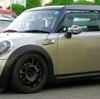 ヘッドライトインナーブラック塗装(R55MINI)