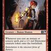 好きなカードを紹介していく。第百二十九回「若き紅蓮術師」